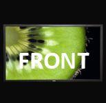 Фронтална прожекция - Рамкови фиксирани екрани